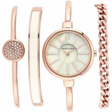 Подарочный комплект Часы Anne KLEIN 4 предмета White