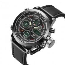 Армейские наручные часы AMST Black