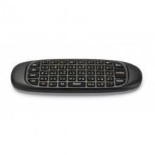 Аэромышь с клавиатурой Air Mouse UTM I8 Black