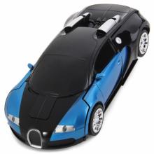 Машина-трансформер с пультом UTM Bugatti Veyron Blue