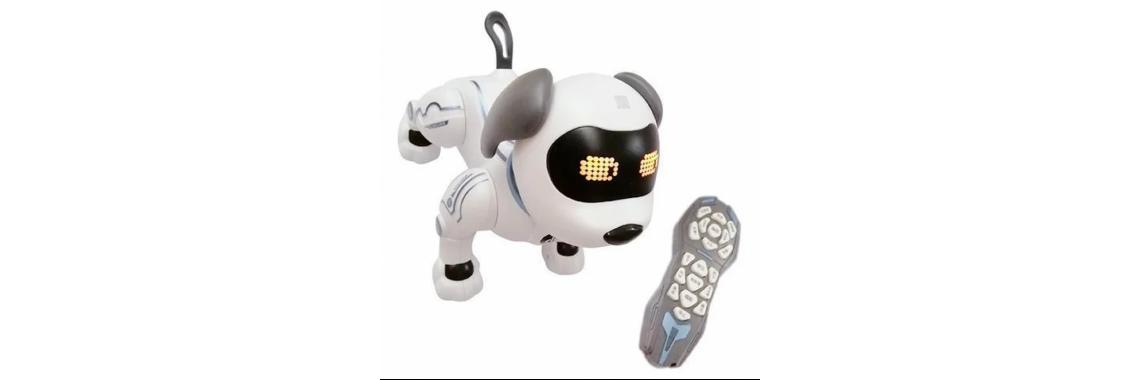 Игрушка робот-собака UTM с пультом управления